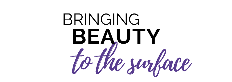 Bringing Beauty to the surface image