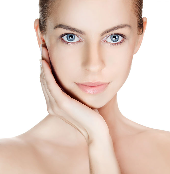 woman at spa in Frisco, TX - - Azure Med Spa is here to pamper you and be your partner in the battle against time
