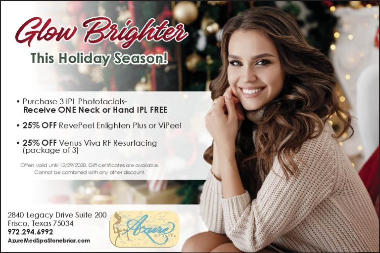 Special Services for the Holidays